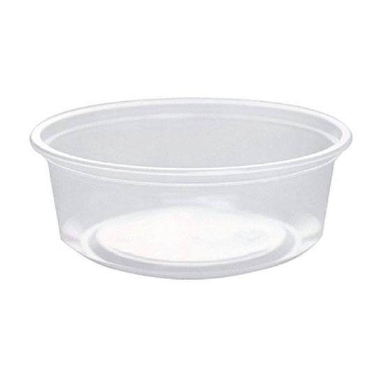 clear deli container