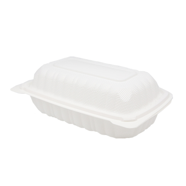clamshell container